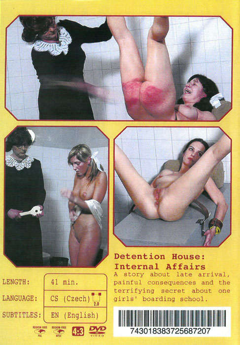 Detention House: Internal Affairsion